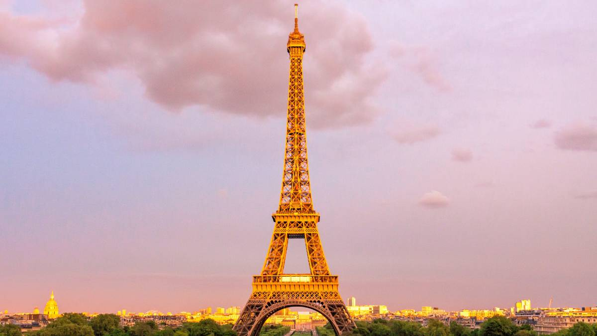 France and the Eiffel Tower